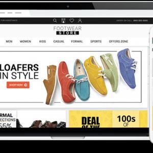 Startup eCommerce Website