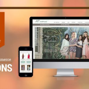 Professional eCommerce Business Website